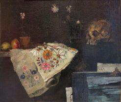 Still Life | Bernt Gronvold | Oil Painting