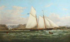 Ariadne' | Samuel Walters | Oil Painting