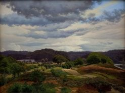 Jutland woodlands near Silkeborg | Vilhelm Kyhn | Oil Painting