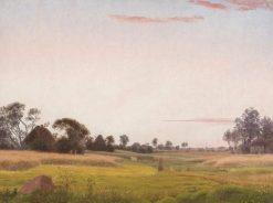 Landscape | Vilhelm Kyhn | Oil Painting