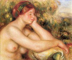 The Sleeper (also known as Sleep) | Pierre Auguste Renoir | Oil Painting