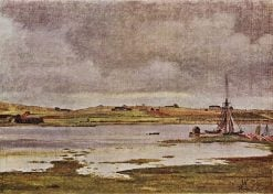 The Fjord at Hadsund