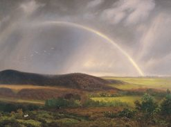 Gathering Storm Near Ry | Vilhelm Kyhn | Oil Painting