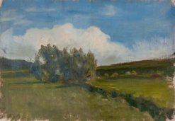 Landscape | Leopold Blauensteiner | Oil Painting