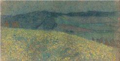 Summer Meadow | Leopold Blauensteiner | Oil Painting