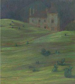 A School | Leopold Blauensteiner | Oil Painting