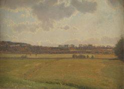 Summer day at Bisholt | Vilhelm Kyhn | Oil Painting