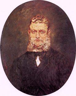 Monsieur Rintz | Adolphe-Joseph-Thomas Monticelli | Oil Painting