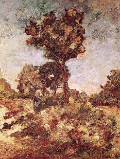 Landscape | Adolphe-Joseph-Thomas Monticelli | Oil Painting