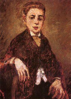 Portrait of Felix | Adolphe-Joseph-Thomas Monticelli | Oil Painting