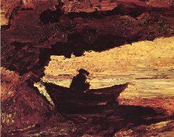 La roche percée | Adolphe-Joseph-Thomas Monticelli | Oil Painting