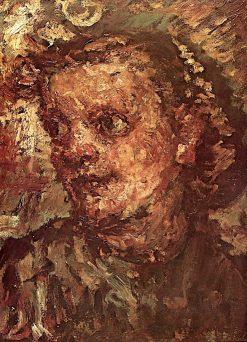 Emma Ricard | Adolphe-Joseph-Thomas Monticelli | Oil Painting
