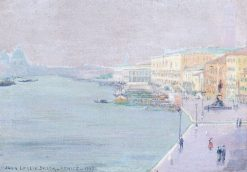Venice | John Leslie Breck | Oil Painting