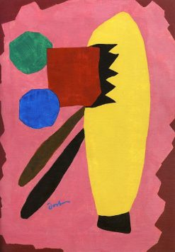 That Pink One | Arthur Dove | Oil Painting
