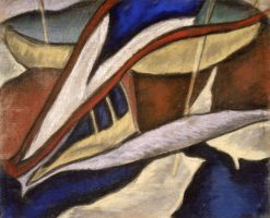 Yachting | Arthur Dove | Oil Painting