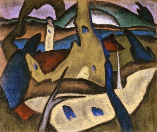 Connecticut River | Arthur Dove | Oil Painting
