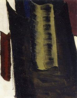 Stove Pipe | Arthur Dove | Oil Painting