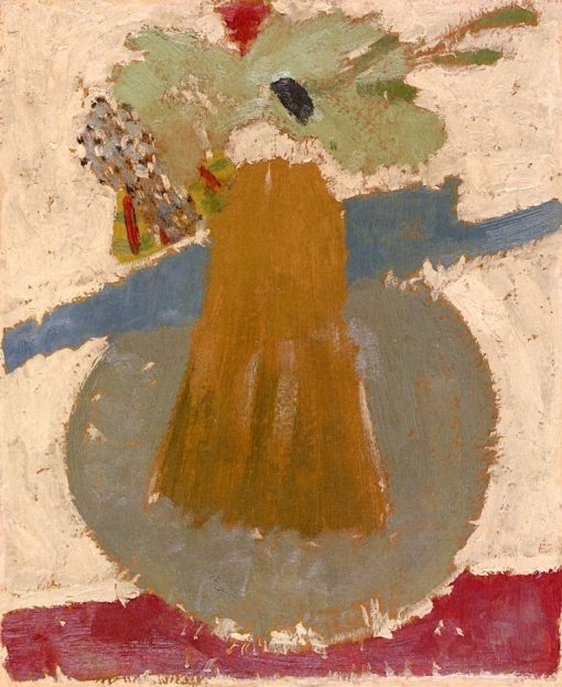 The Brush Broom (also known as Red's Brush) | Arthur Dove | Oil Painting
