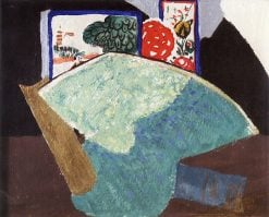 Study in Still Life (also known as Chinese Bowl) | Arthur Dove | Oil Painting