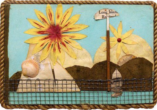 Huntington Harbor | Arthur Dove | Oil Painting