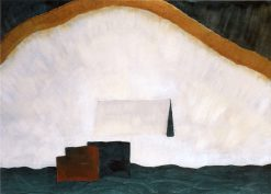 Snow and Water | Arthur Dove | Oil Painting