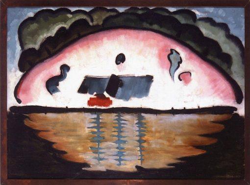 Harbor in Light | Arthur Dove | Oil Painting