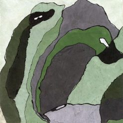 Composition in Green and Gray | Arthur Dove | Oil Painting