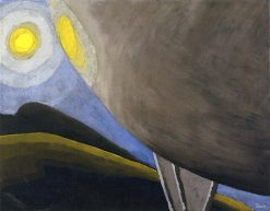 Silver Ball No. 2 | Arthur Dove | Oil Painting