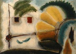 Scenery | Arthur Dove | Oil Painting