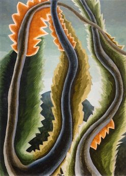 Tree Forms | Arthur Dove | Oil Painting