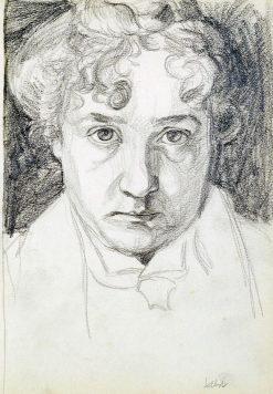 Self | Gabriele Münter | Oil Painting