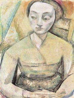 Agnes II | Anita Rée | Oil Painting