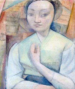 Agnes III | Anita Rée | Oil Painting
