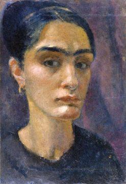 Self-Portrait   Anita Rée   Oil Painting
