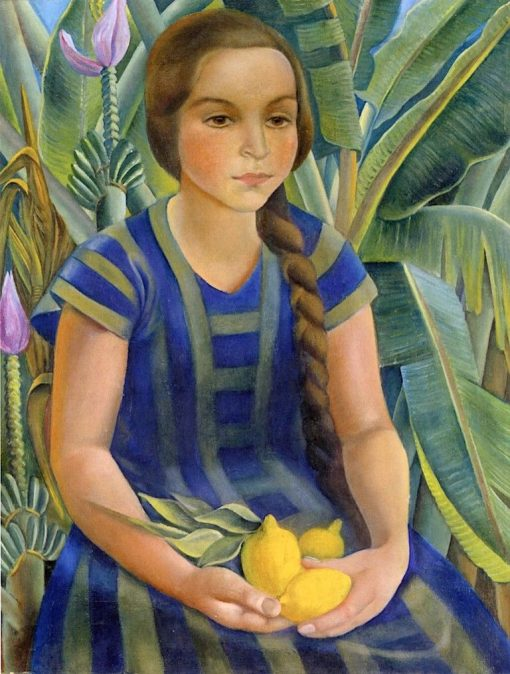 Teresina | Anita Rée | Oil Painting