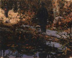 In the Park | Vasily Vasilevich Vereshchagin | Oil Painting