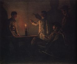 The Interrogation | Vasily Vasilevich Vereshchagin | Oil Painting