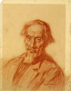 Père Verville | Marc-Aurele de Foy Suzor-Cote | Oil Painting