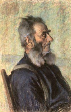Père Cholette | Marc-Aurele de Foy Suzor-Cote | Oil Painting