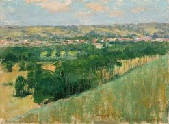 Giverny | John Leslie Breck | Oil Painting
