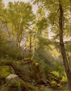Woodland Scene | William Hart | Oil Painting