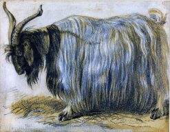 The Goat | Vasily Vasilevich Vereshchagin | Oil Painting