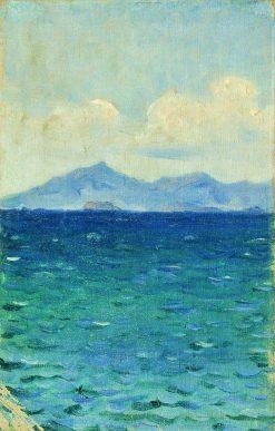 Kuril Islands | Vasily Vasilevich Vereshchagin | Oil Painting