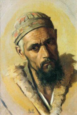 The Gypsy | Vasily Vasilevich Vereshchagin | Oil Painting