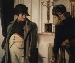 Napoleon and Marshal Lauriston | Vasily Vasilevich Vereshchagin | Oil Painting