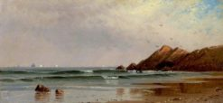 At the Coast | Alfred Thompson Bricher | Oil Painting
