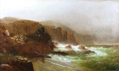 Seascape | Harrison Bird Brown | Oil Painting