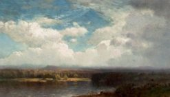 Approaching Storm   Samuel Colman   Oil Painting