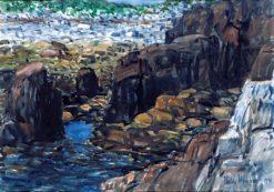 Appledore No. 2   Childe Hassam   Oil Painting