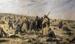 The Victors | Vasily Vasilevich Vereshchagin | Oil Painting